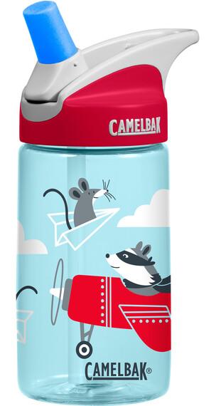 CamelBak eddy Lapset juomapullo 400ml , punainen/sininen